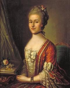 Portret van Eliseba de Pinto