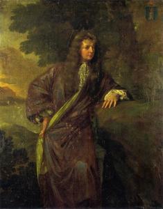 Portret van Pieter de Beaufort (1660-1711)