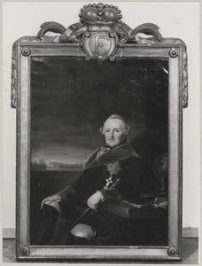 Portret van Ferdinand van Brunswijk -Wolfenbuttel (1721-1792)