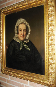 Portret van Dina Catharina Elisabeth Farret (1779-1853)