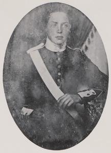 Portret van Christiaan Hendrik Jacob Gaymans (1831-1908)