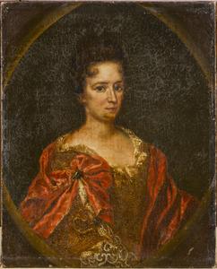 Portret van een vrouw, mogelijk Hester van Reede (1687-1747)