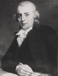Portret van Johannes Willem van Hasselt (1752-1833)