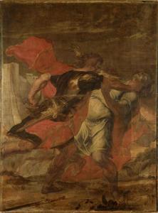 Romulus doodt Remus