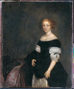 Portret van Aletta Pancras (1649-1707)