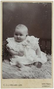 Portret van Wilhelmina Maria Elisabeth de Niet (1907-1992)