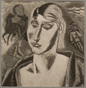 Portret van Olga Lasofska