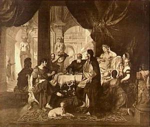 Het banket van Cleopatra