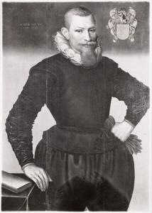 Portret van Gerrit Jansz. Slijper (1580-1660)
