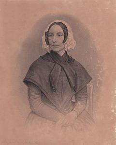 Portret van Maria Magdalena Hartevelt (1831-...)