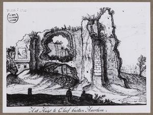 Rome, ruïnes van de Porta Furba