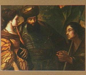 Johannes de Doper berispt Herodes (Marcus 6-17:20)