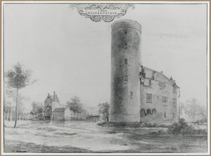 Kasteel Sterkenburg bij Driebergen