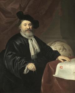 Portret van Andreas Denijsz. Winius (1605-1673)