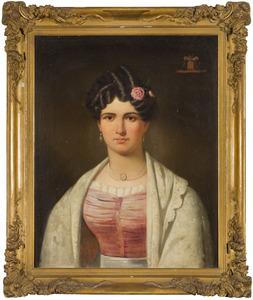 Portret van Maria Josephina Claus (1809-1841)