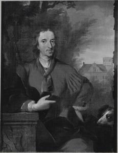 Portret van Johan Gevaerts (1608-1662)