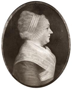 Portret van Anna Bergsma (1749-1807)