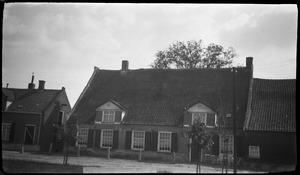 Oud huis aan de Kouwenberg in Aarle-Rixtel