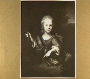 Portret van Nicolaes Six II (1694-1731)
