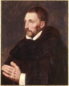 Portret van een dominicaan, mogelijk Padre de Buzzara OP (?-?)