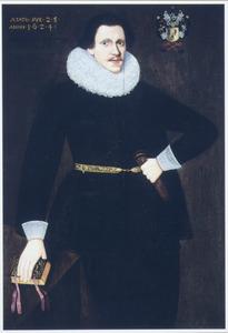 Portret van Willem van den Berch (?-?)