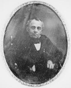 Portret van Cornelis Bastiaan Nederburgh (1790-1865)