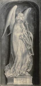 De annunciatie: de engel Gabriël