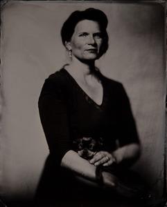 Portret van Hellen van Meene