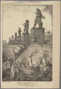 Een standbeeld voor Frans Hals