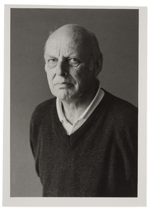 Portret van Paul Hefting