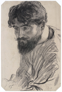 Portret van Jan Sluijters