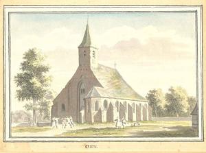 Kerk te Oene