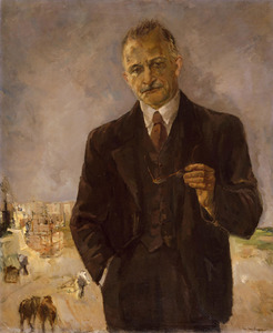 Portret van Salomon Rodrigues de Miranda (1875-1942)