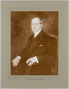 Portret van de heer van Amerongen