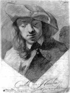 Portret van Cornelis Pietersz. Bega (....-1664)
