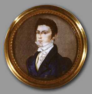 Portret van Henricus Fredericus Kuijtenbrouwer ( -1833)