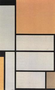 Der Sieg der Farbe: P.Mondriaan, Composition no. 1