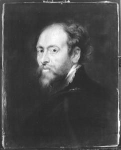 Zelfportret van Peter Paul Rubens (1577-1640)