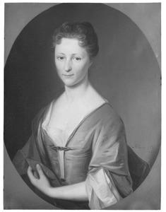 Portret van Catharina Judith Bongart (1689-1767)