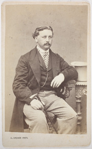 Portret van Anthony Collot d'Escury (1838-1903)