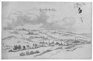 Landschap in de omgeving van Maastricht
