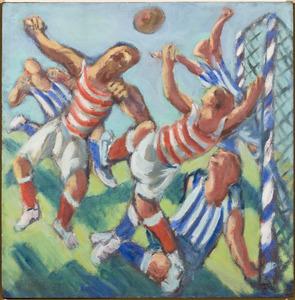 Voetbalspelers