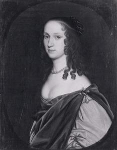Portret van C. van der Aa