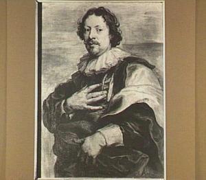 Portret van de schilder Gaspar de Crayer (1584-1669)