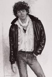 Portret van Robert Gaerthe