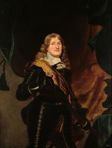 Portret van Friedrich Wilhelm, keurvorst van Brandenburg (1620-1688), 'de Grote Keurvorst'