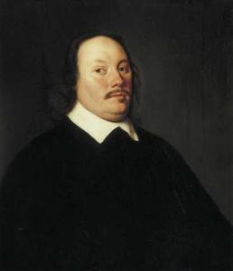 Portret van een 45-jarige man
