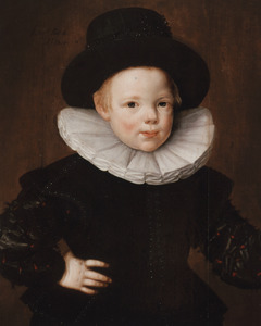 Portret van Wouter Gaal (1600-1639)