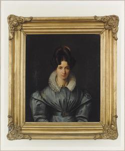 Portret van een vrouw, mogelijk  Anna Catharina Wolff (1791-1863)