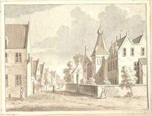 Het ambtmanshuis in Tiel